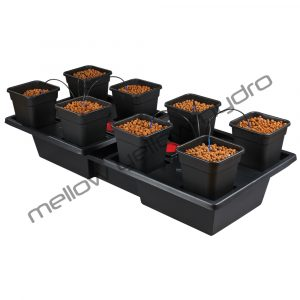 Wilma Large Wide 8 Pot System